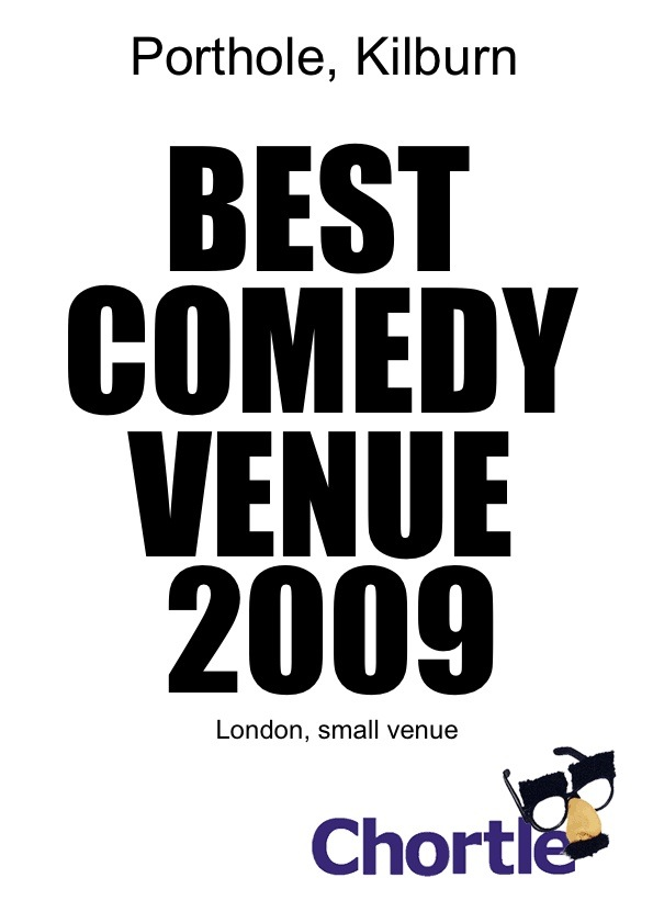 Best comedy venue 2009